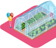 Greenhouses & Builds