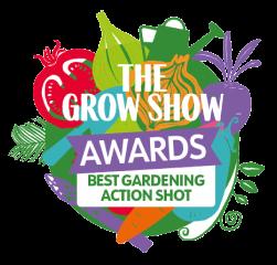 The Grow Show Awards - Best Gardening Action Shot